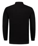 Polosweater Tricorp Bicolor borstzak D,Grey-Black_