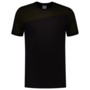 T-shirt Tricorp Donkergrijs/Army