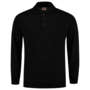 Polosweater Tricorp Boord Antracietmelange