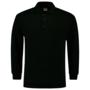Polosweater Tricorp Boord Bottlegreen