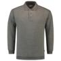 Polosweater Tricorp Boord Greymelange
