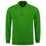 Polosweater Tricorp Boord Lime
