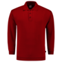 Polosweater Tricorp Boord Red