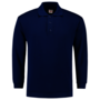Polosweater Tricorp Boord Royalblue