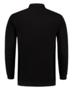 Polosweater Tricorp Bicolor borstzak D,Grey-Black