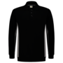 Polosweater Tricorp Bicolor Black-Grey