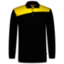 Polosweater Tricorp Bicolor Naden Black-Yellow