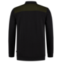 Polosweater Tricorp Bicolor Naden D.Grey-Army