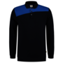 Polosweater Tricorp Bicolor Naden Navy-Royalblue