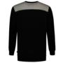 Sweater Tricorp Bicolor Naden Black-Grey