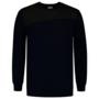 Sweater Tricorp Bicolor Naden Ink-D.Grey