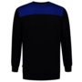 Sweater Tricorp Bicolor Naden Navy-Royalblue