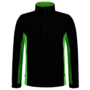Softshell Tricorp Bicolor Black-Lime