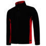 Softshell Tricorp Bicolor Black-Red