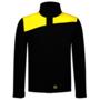 Softshell Bicolor Naden Black-Yellow