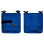 Swing Pockets Codura Turquoise